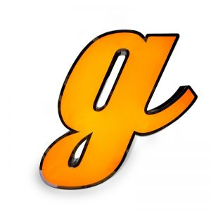 Letter G Graphic
