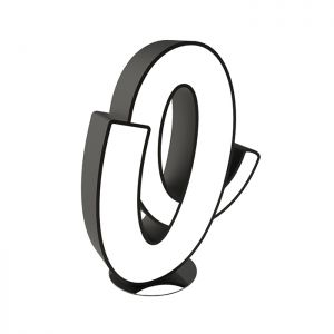 Letter O Graphic